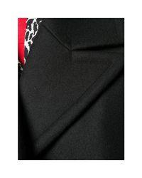 MANTEAU FEMME Manteau Saint Laurent en coloris Black