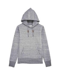 Sweat-shirt Hickory Made In Bio pour homme en coloris Gray
