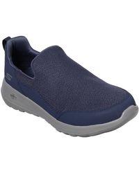 Go Walk Max hommes Chaussures en bleu Skechers pour homme en coloris Blue