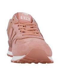 New Balance Wl574 Urt Women's In Pink