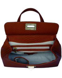Borsetta 11415-04 di Silvio Tossi - Swiss Label in Brown