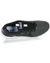 Asics Black Gel-lyte Runner Shoes (trainers) for men