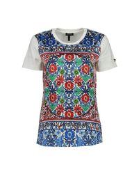T-shirt T-SHIRT FEMME ESCADA en coloris Blue