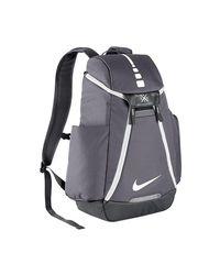 Nike Gray Hoops Elite Max Air Team 20 Women's Backpack In Grey for men