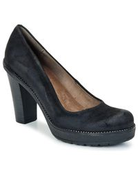 Casual Attitude Perkase Women's Court Shoes In Black