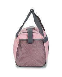 PUMA Sporttas Chal Duffel Bag S in het Pink