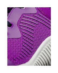 Adidas Ba7883 Sport Shoes Kid Violet Men's Trainers In Purple for men