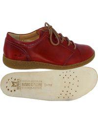 Elody femmes Chaussures en rouge Mephisto en coloris Red