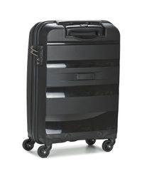 American Tourister Bon Air 55cm 4r Women's Hard Suitcase In Black