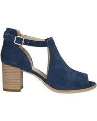 P907630D Sandales Nero Giardini en coloris Blue