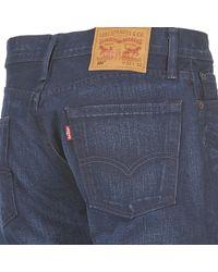 Levi's Levis 504 Regulat Straight Fit Men's Jeans In Blue for men