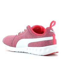 PUMA - 188484 Sport Shoes Women Women's Shoes (trainers) In Red - Lyst