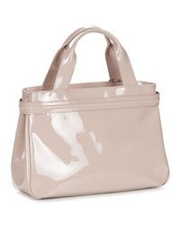 Armani Jeans Caminelle Women's Shopper Bag In Pink