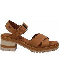 Sandales VIOLET MARSH Timberland en coloris Brown