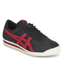 Onitsuka Tiger Tiger Corsair Men's Shoes (trainers) In Black for men