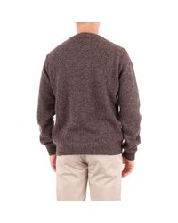 MAILLE HOMME Pull Heritage pour homme en coloris Brown