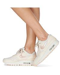 Nike Lage Sneakers Air Max 1 Jp W in het Natural
