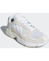 Chaussure Yung 1 femmes Chaussures en blanc Adidas en coloris White