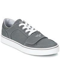 Creative Recreation Gray Cesario Lo Xvi Men's Shoes (trainers) In Grey for men