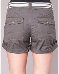 Esprit Gray Dofuka Women's Shorts In Grey