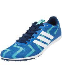 Distancestar pointes hommes Chaussures en bleu Adidas pour homme en coloris Blue