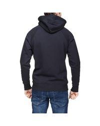 Sweat logotypé Gilet Calvin Klein pour homme en coloris Black