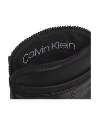 Sac Bandouliere Up mini reporter Calvin Klein pour homme en coloris Black