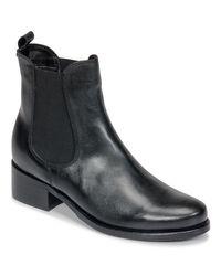 Kickers Laarzen Pearlie in het Black
