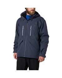 Juniper II Jacket hommes Coupes vent en bleu Helly Hansen pour homme en coloris Blue