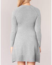 Betty London - Gray Heppif Women's Dress In Grey - Lyst