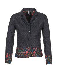 Desigual Georde Women's Jacket In Black