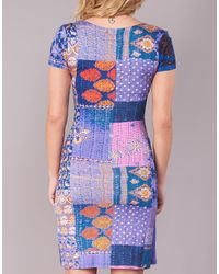 Desigual Blue Oeflao Dress