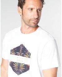 Billabong T-shirt Korte Mouw Access Ss Tee in het White voor heren