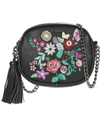 Desigual Black Lisboa Lily Shoulder Bag