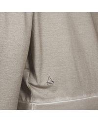 ELEVEN PARIS Gray Sundrape Jp Women's Sweatshirt In Grey