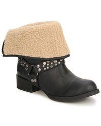 KENESSA femmes Boots en Noir Blowfish Malibu en coloris Black