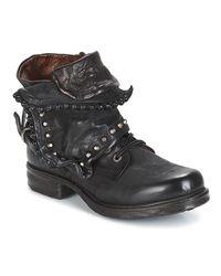 SAINTEC femmes Boots en Noir A.s.98 en coloris Black