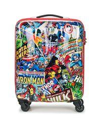 American Tourister Multicolor Marvel Legends 55cm 4r Men