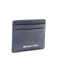 Porte document PORTE-CARTES FEMME MICHAEL Michael Kors en coloris Black