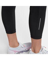 Essential Run Woven Pant 2 Women Jogging Nike en coloris Black
