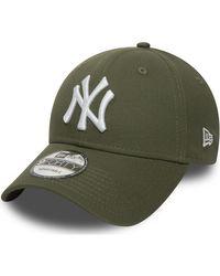 Gorra GORRA NEW YORK YANKEES KTZ de hombre de color Green