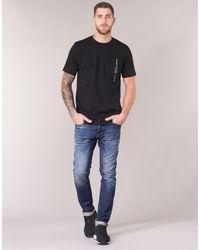 DIESEL Skinny Jeans Tepphar in het Blue voor heren