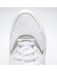 Torch Hex Baskets Reebok en coloris White