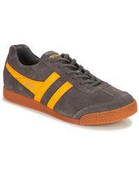 Gola Gray Harrier Men's Shoes (trainers) In Grey for men