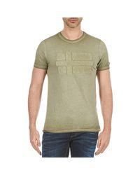 Napapijri - Slaj Men's T Shirt In Green for Men - Lyst