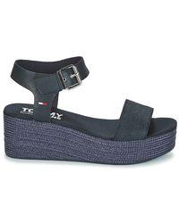 Tommy Hilfiger Denia 2 Women's Sandals In Blue