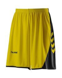 Short Hoop hommes Short en jaune Hummel pour homme en coloris Yellow
