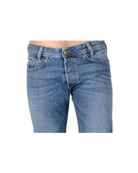 DIESEL Jeans Iakop 800z Men's Skinny Jeans In Blue for men