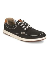 Clarks Norwin Vibe Men's Shoes (trainers) In Black for men