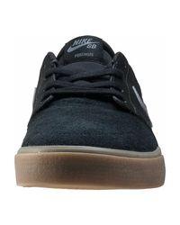 SB PORTMORE II SOLAR hommes Chaussures en Noir Nike pour homme en coloris Black